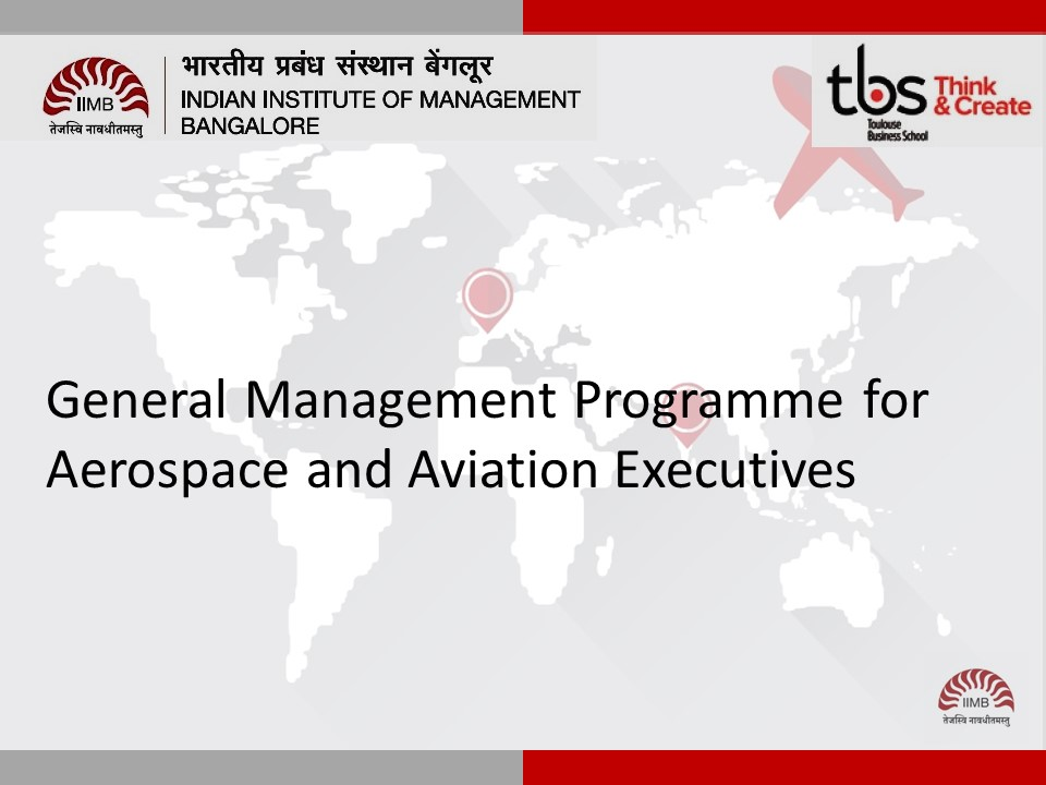 Open House In Bangalore Gmae Aerospace Mba Dec 11th