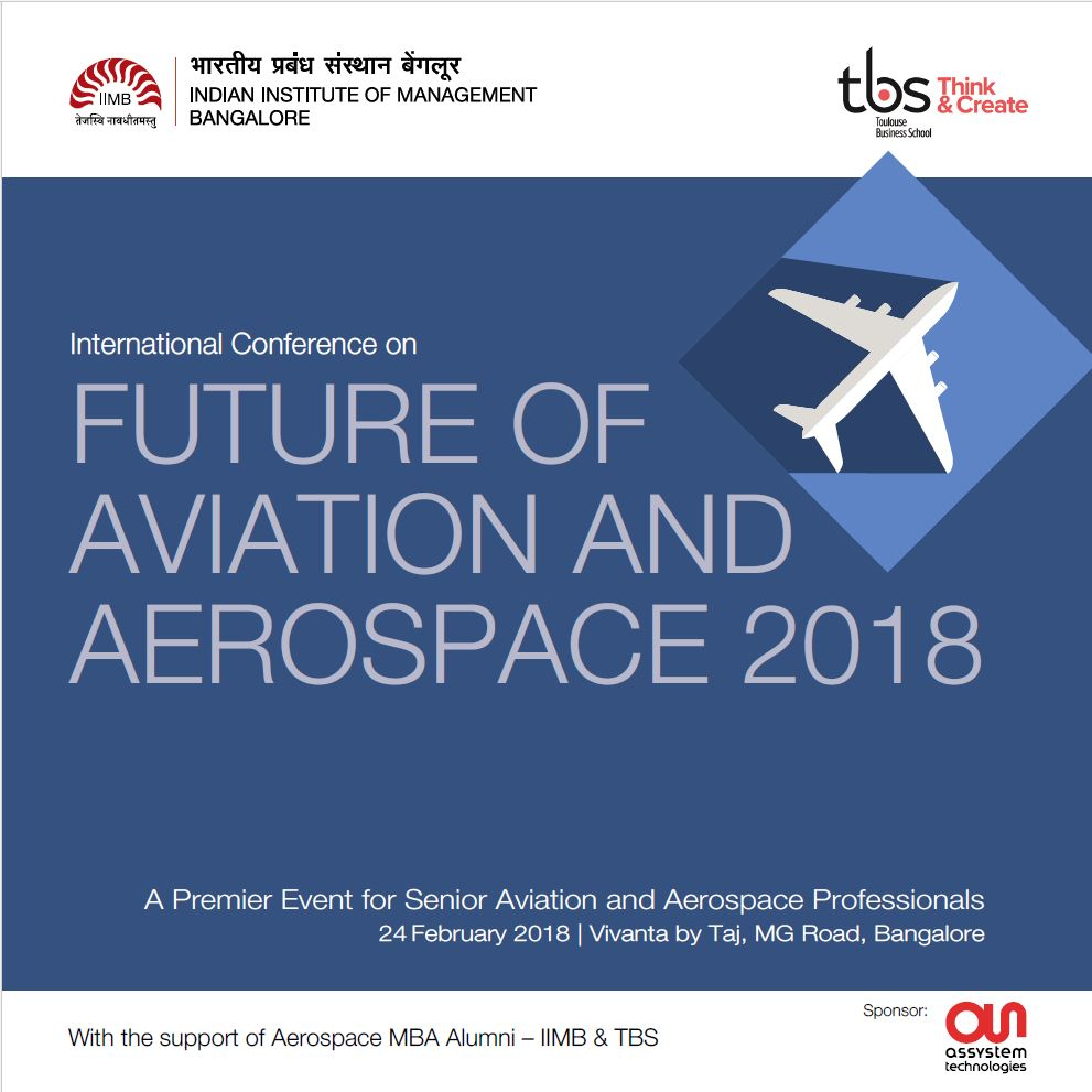 International Conference - Future of Aviation and Aerospace 2018