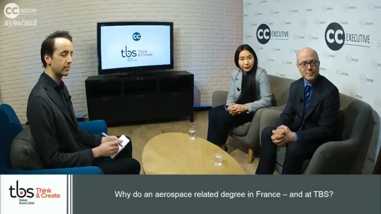 70e506acdfd654 New release - TBS AerospaceMBA Broadcast – OnLine TV – CampusChannel -  Aerospace MBA
