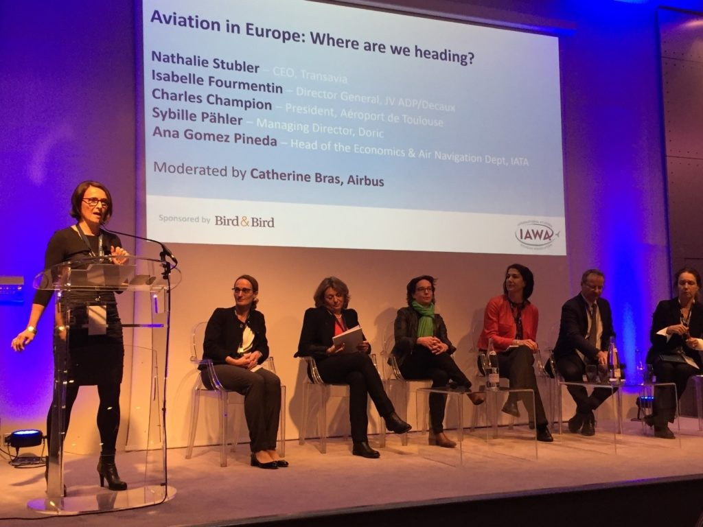11:30 AM Panel I – Aviation in Europe: Where are we heading?