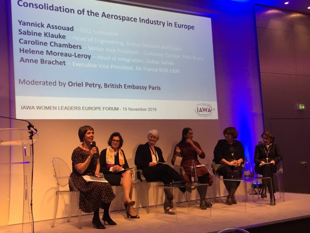 14:30 PM Panel III – Consolidation of the Aerospace Industry in Europe