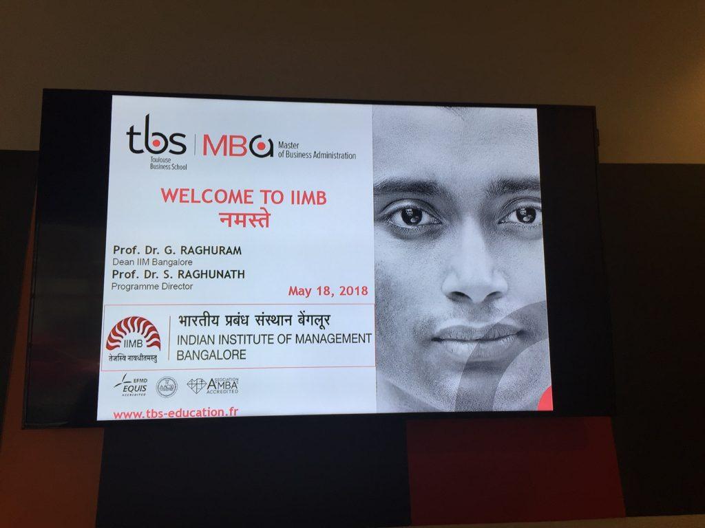 Mba Tour Bangalore